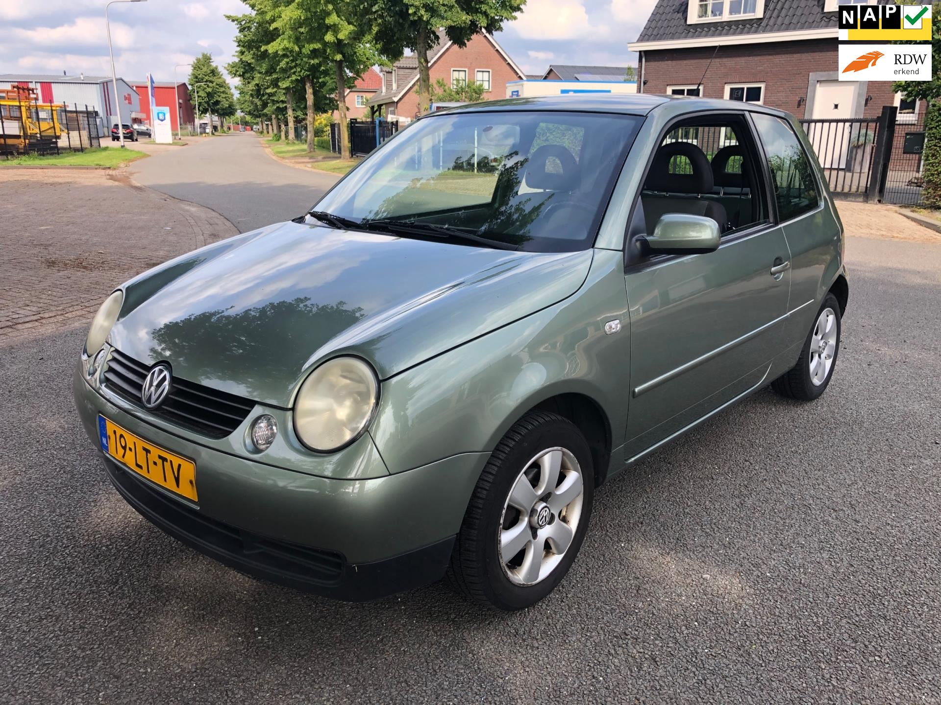 Volkswagen Lupo occasion - ABV Holland