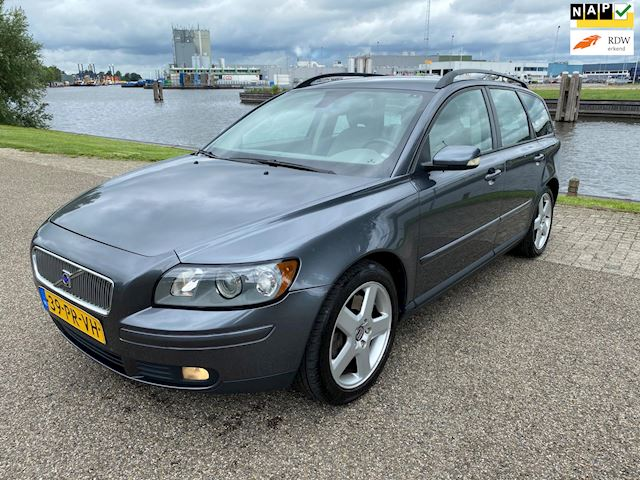 Volvo V50 2.5 T5 Momentum/LPG-G3/NAP/Youngtimer/BTW auto