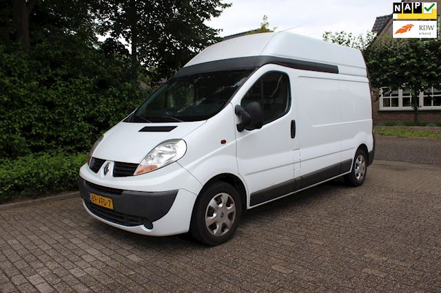 Renault Trafic 2.0 dCi T29 L2H2