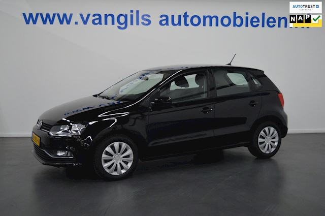 Volkswagen Polo 1.4 TDI Comfortline Connected Series Bluemotion 5-drs