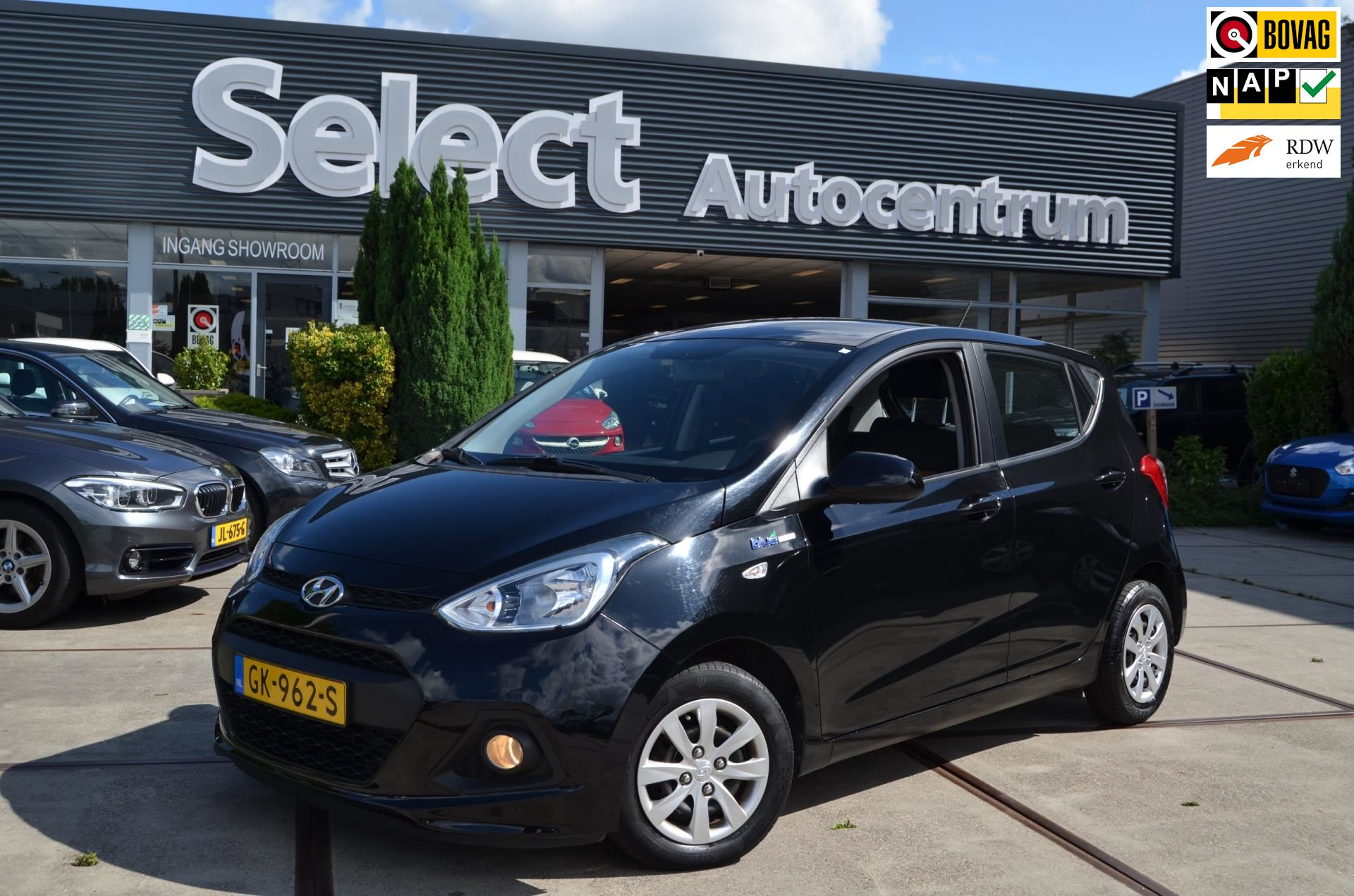 Hyundai I10 occasion - Select Autocentrum