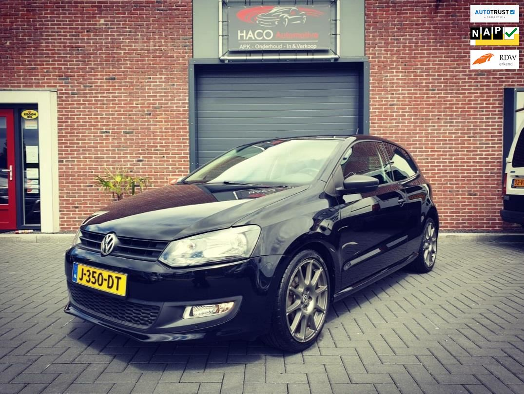 Volkswagen Polo occasion - HACO Automotive