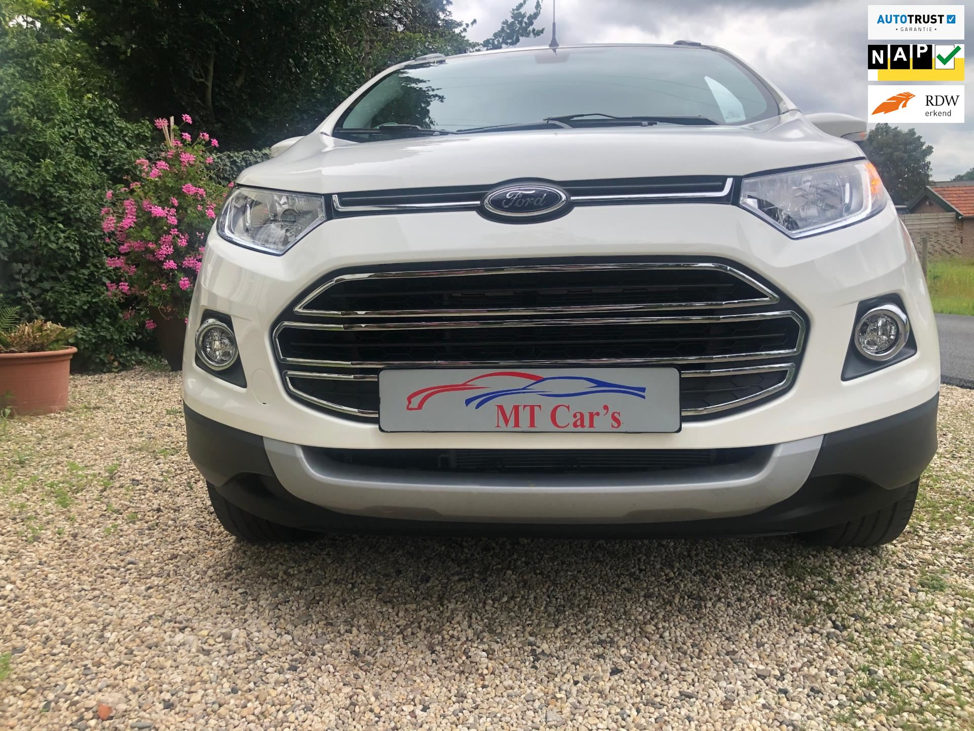 Ford EcoSport occasion - M.T.  Car's & Carcleaningcenter