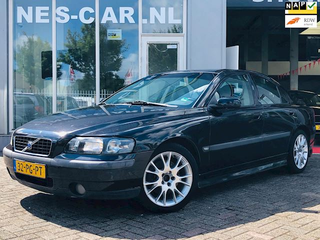 Volvo S60 2.0Turbo Edition 180PK, Young-Timer, Cruise Cr. Airco! Topstaat!!