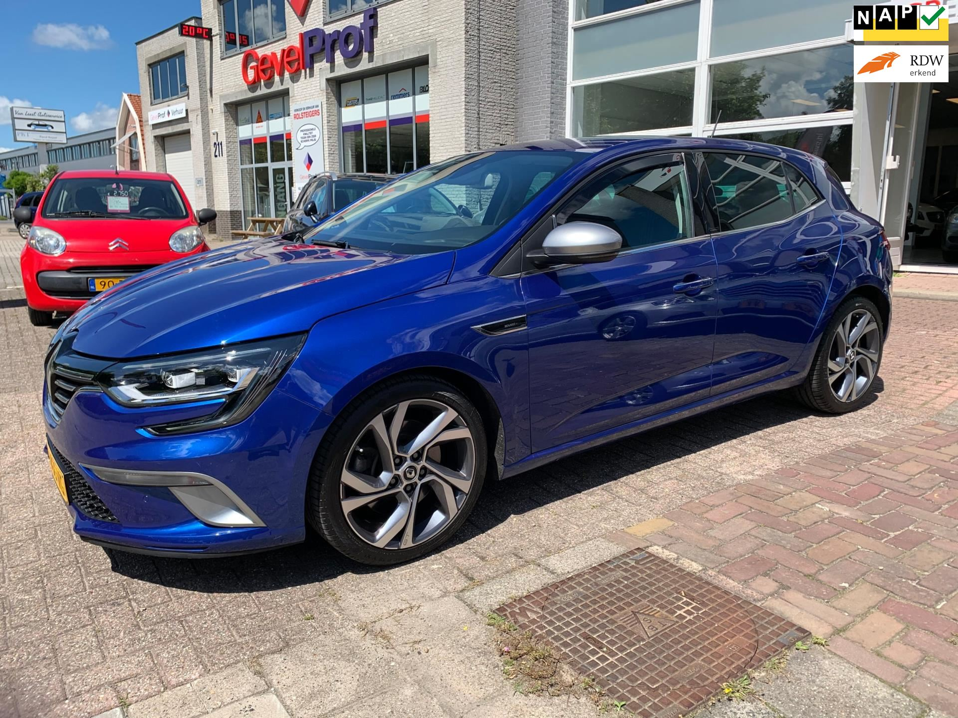 Renault Mégane occasion - GP Exclusive
