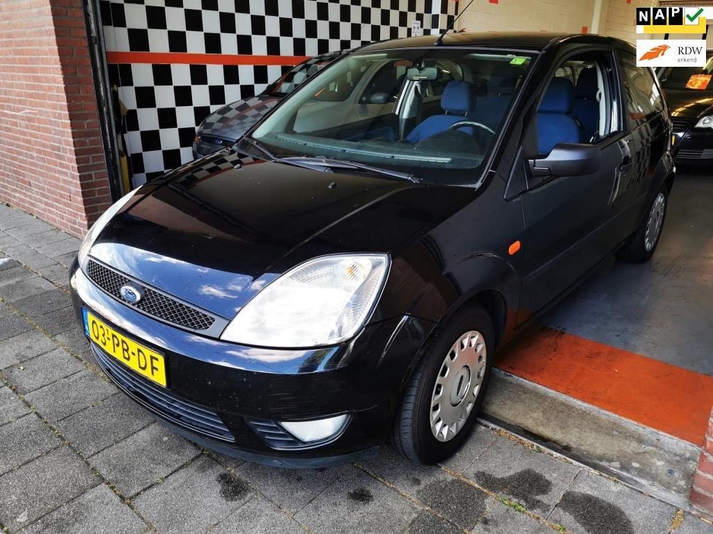 Ford Fiesta occasion - AcerCars