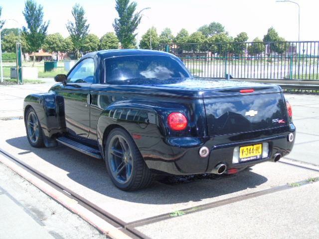 Chevrolet CHEVROLET SSR 6.0V8