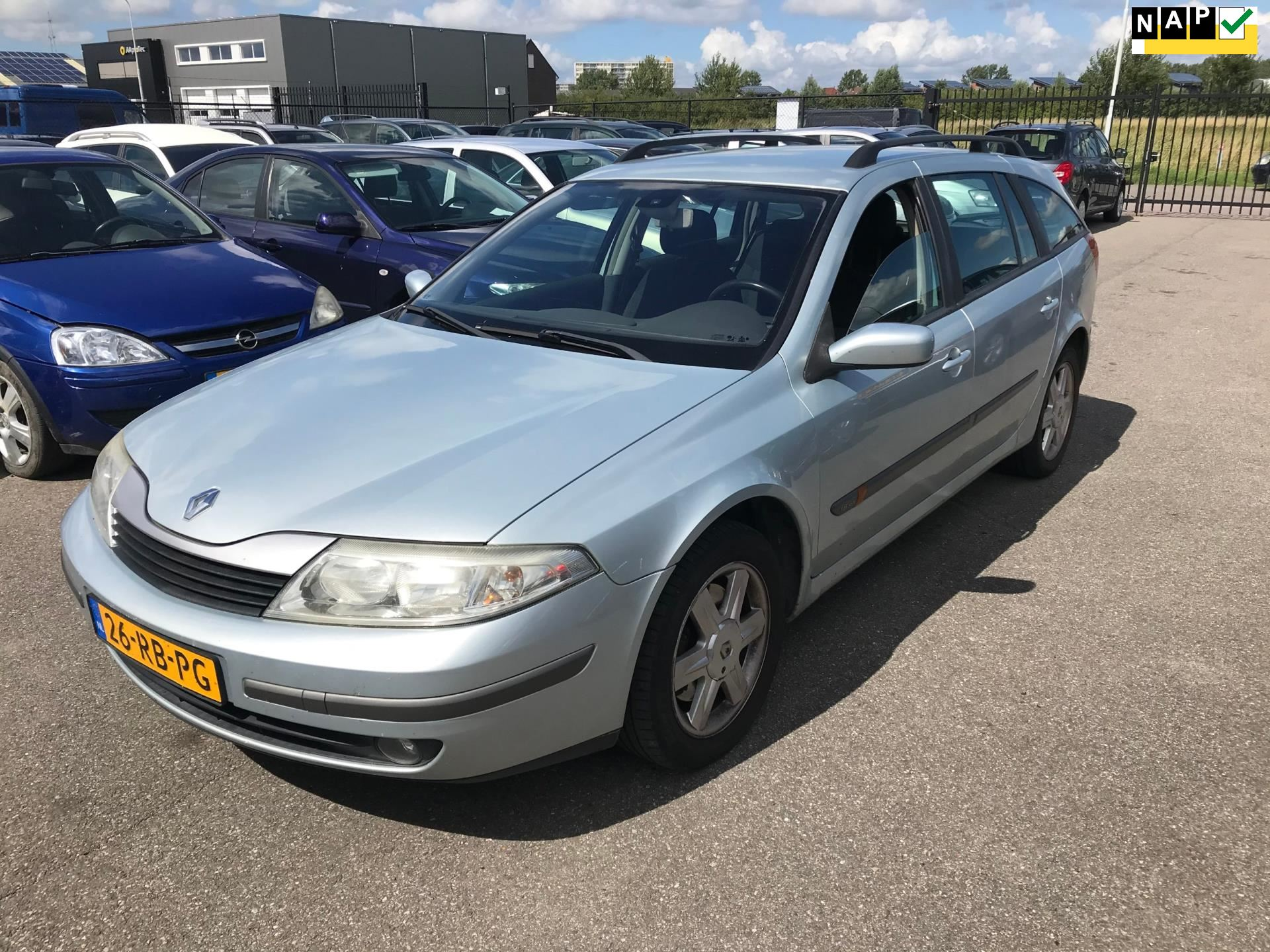 Renault Laguna Grand Tour occasion - Sonke Cars