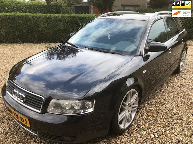 Audi A4 Avant occasion - Autobedrijf De Assel