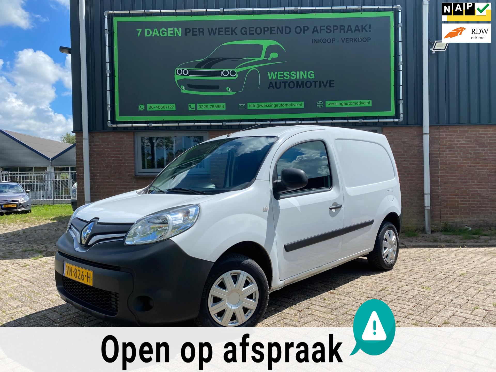 Renault Kangoo Express occasion - Wessing Automotive