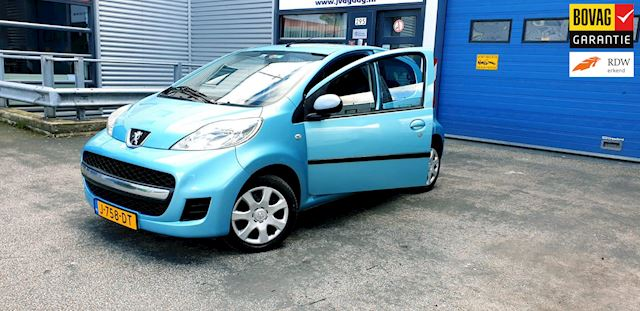 Peugeot 107 65.000km/Airco/Elek Pakket/Nw APK/Garantie/