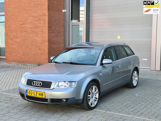 Audi A4 Avant occasion - Staal Cars