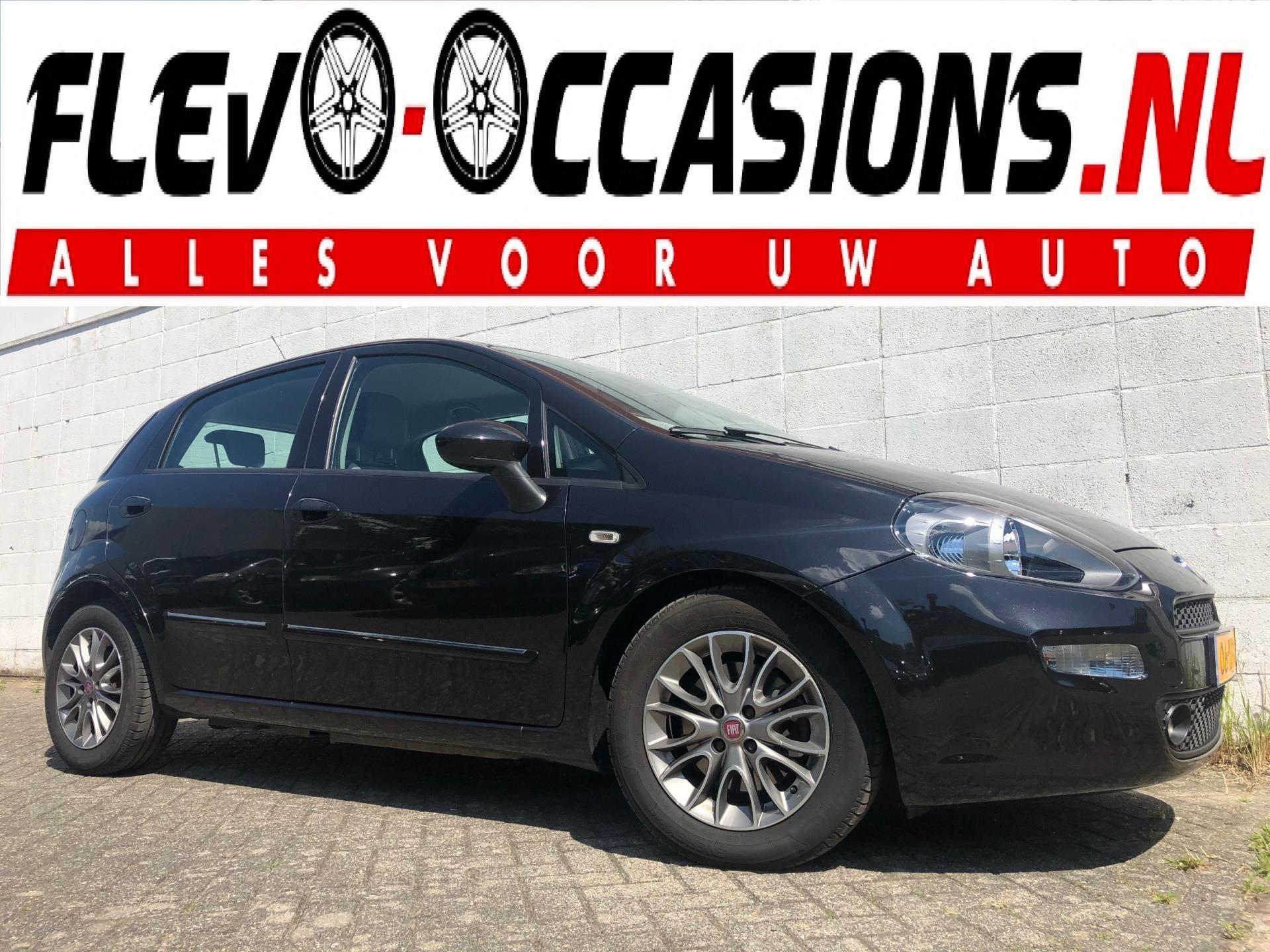 Fiat Punto Evo occasion - Flevo Occasions