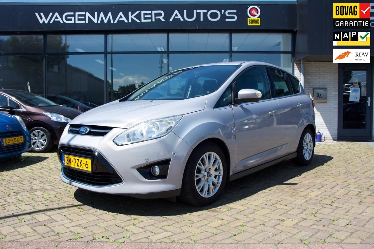 Ford C-Max occasion - Wagenmaker Auto's