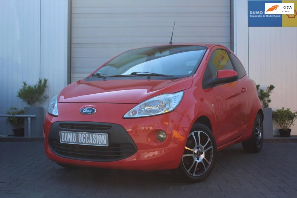 Ford Ka occasion - DUMO Automotive