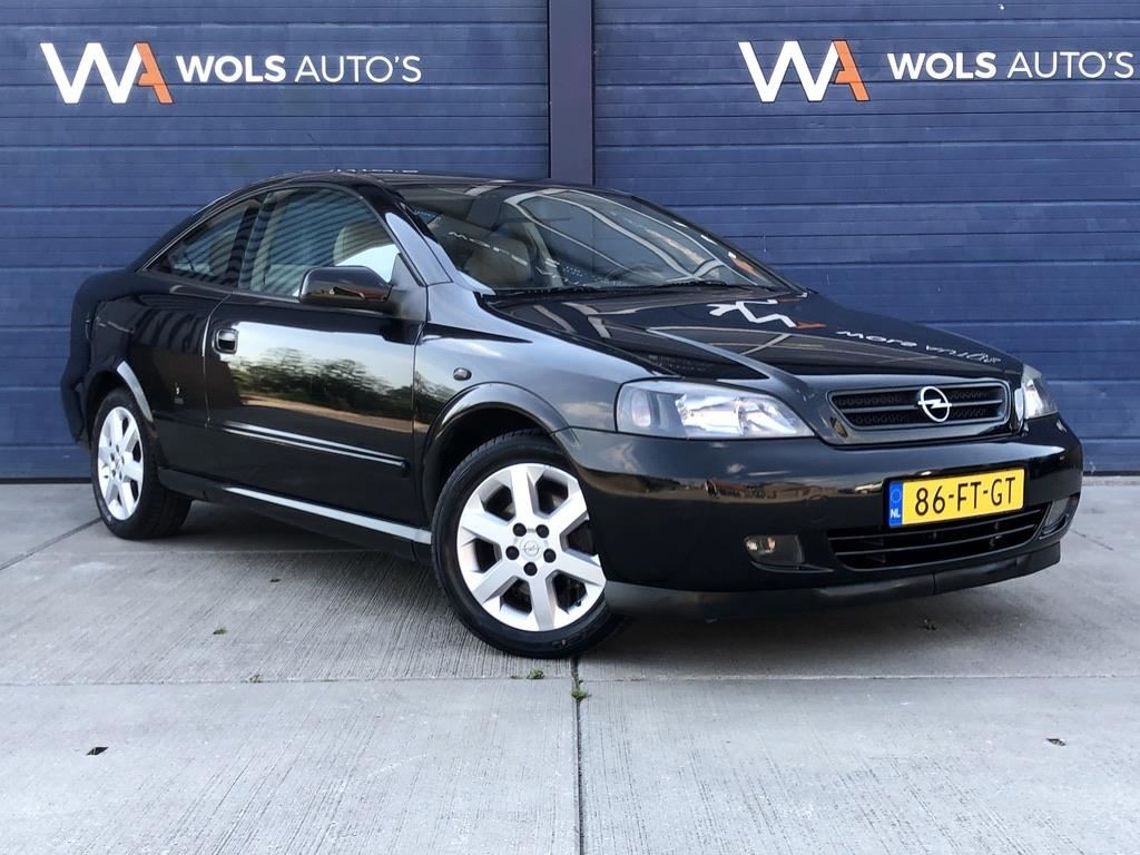 Opel Astra Coupé occasion - Wols Auto's