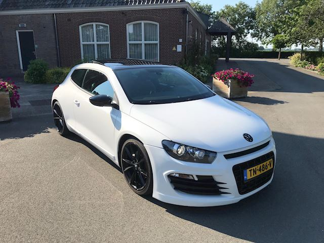 Volkswagen Scirocco 2.0 TSI Highline Plus