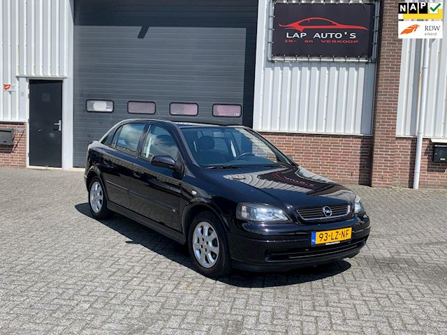 Opel Astra 1.6 Njoy /AIRCO/CRUISE/NETTEAUTO/