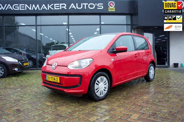 Volkswagen Up! 1.0 move up! BlueMotion|Airco|Electr pak|pdc!