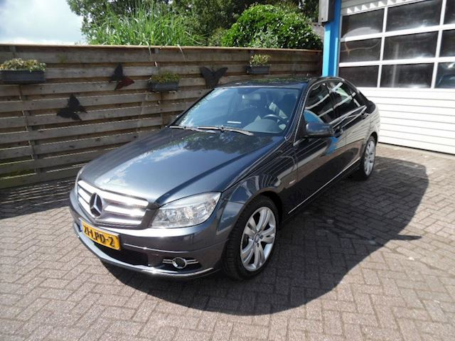 Mercedes-Benz C-klasse 200 CDI BlueEFFICIENCY Avantgarde