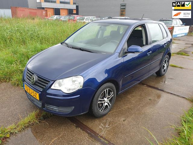 Volkswagen Polo 1.4 TDI Optive AIRCO.LEES DE ADVERTENTIE.
