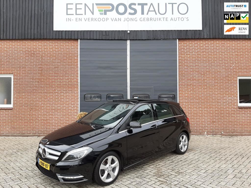 Mercedes-Benz B-klasse occasion - Een Post Auto