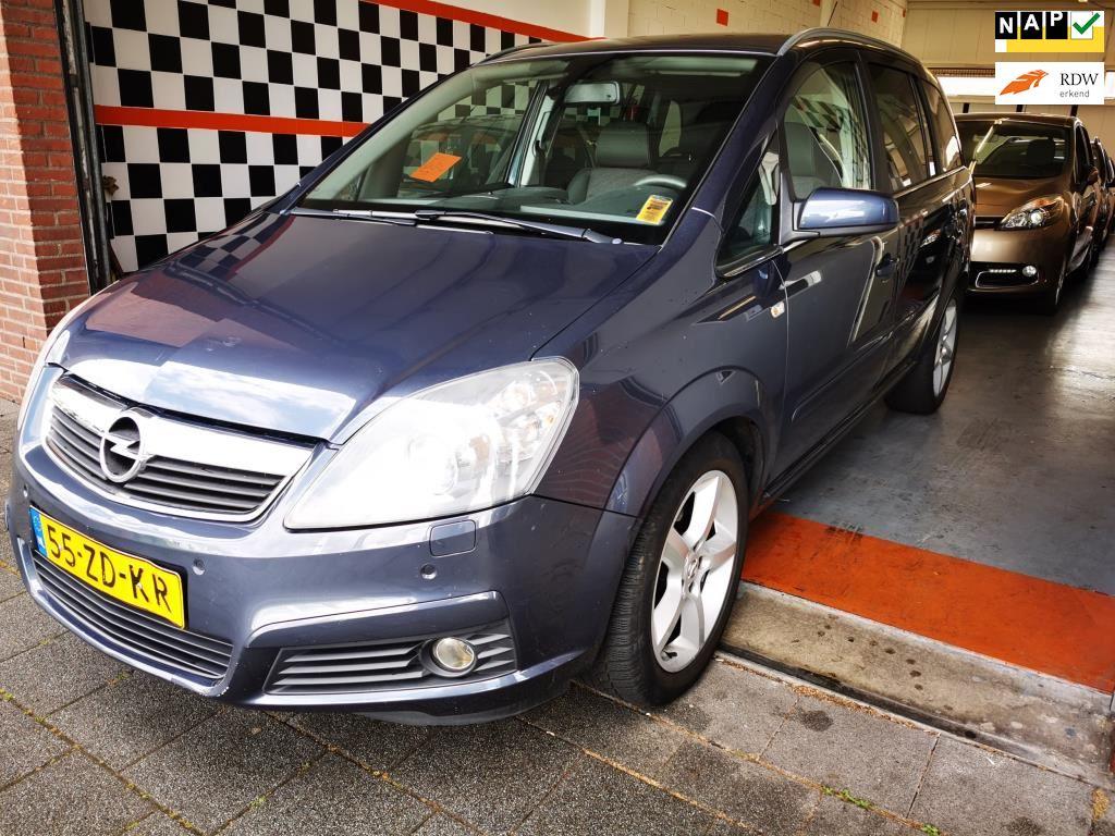 Opel Zafira occasion - AcerCars