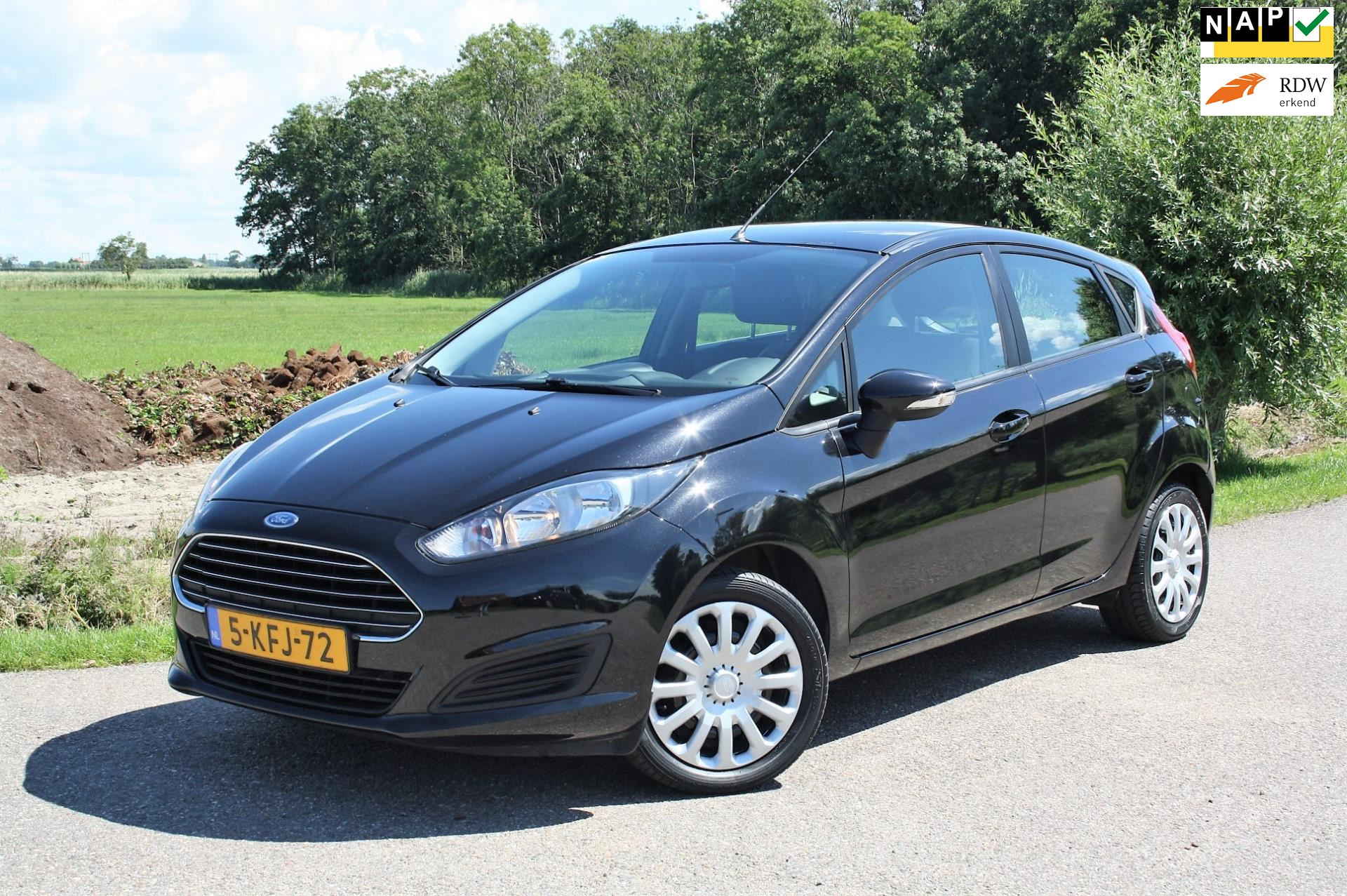 Ford Fiesta occasion - Favoriet Occasions