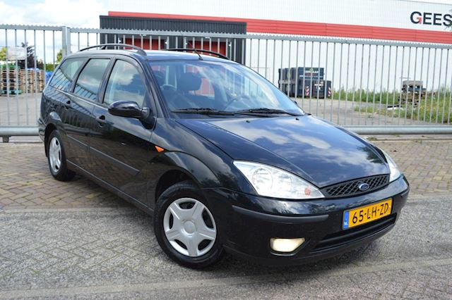 Ford Focus Wagon 1.6-16V Cool Edition bj03 airco trekhaak