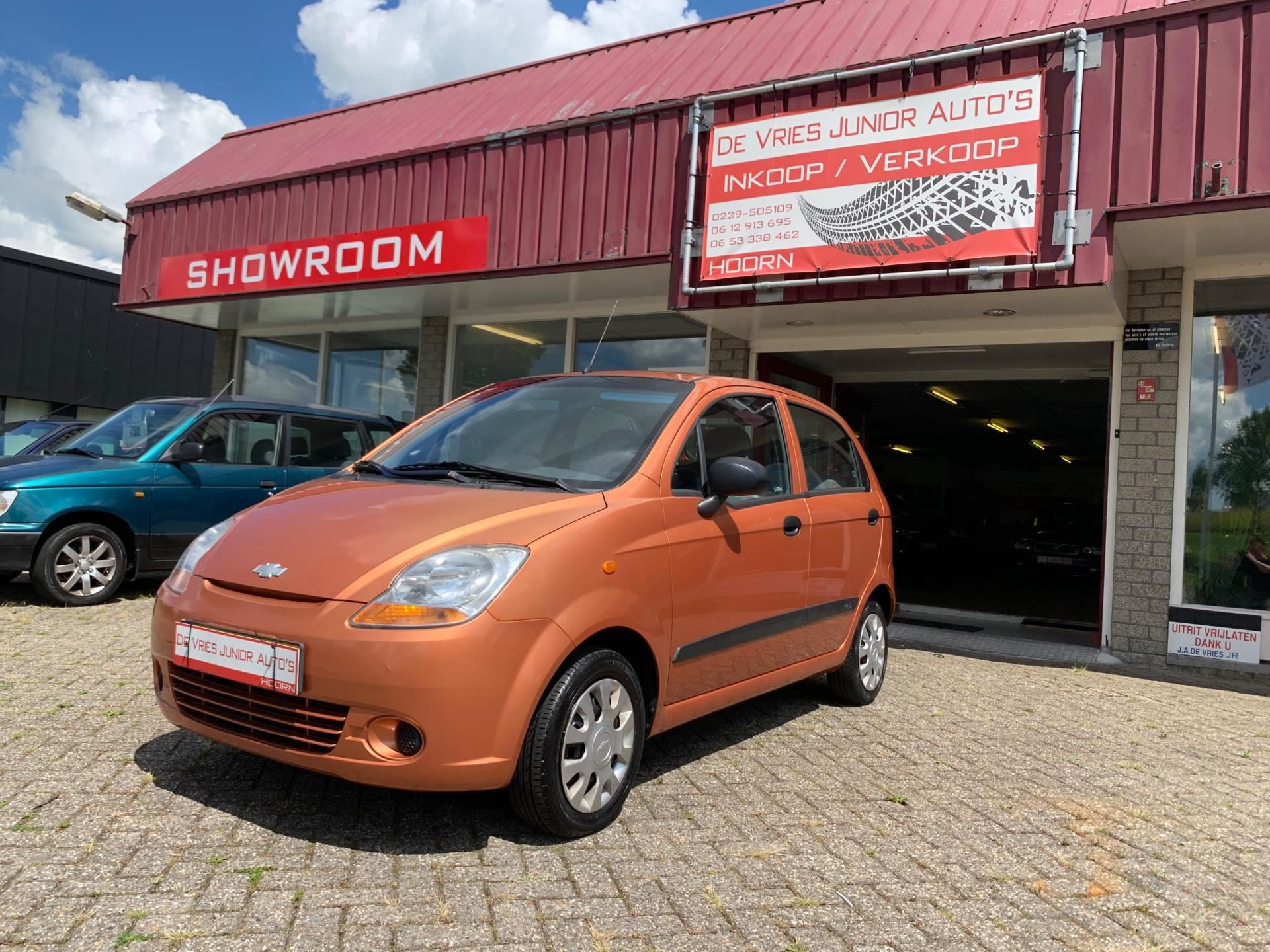Chevrolet Matiz occasion - De Vries Junior Auto's