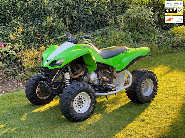 Kawasaki Quad KFX 700 V-Force