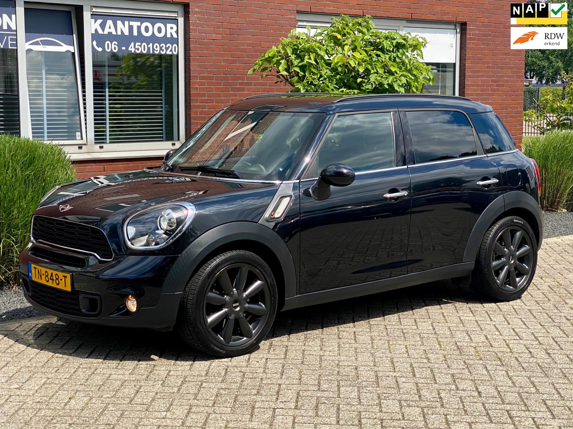 Mini Mini Countryman occasion - Van Loon Automotive