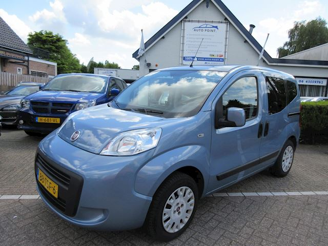 Fiat Qubo 1.4 ZUINIG LPG/CNG/NETTE STAAT/APK/5-PERSOONS