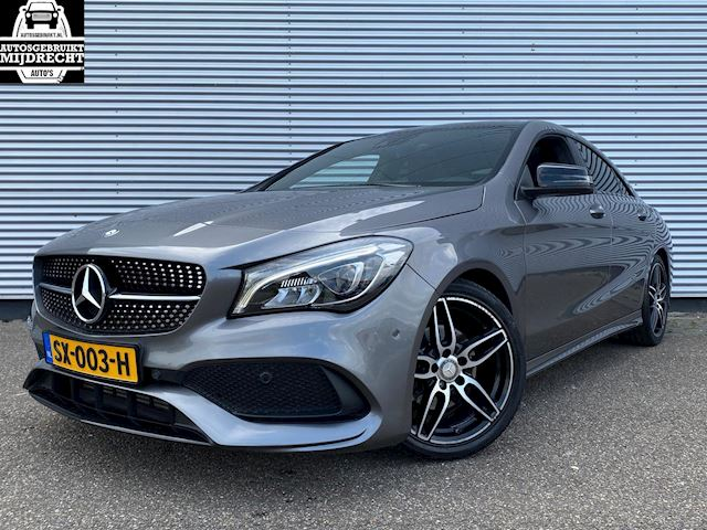 Mercedes-Benz CLA-klasse 180 d Business Solution AMG Pakket/Navi/achter camera/ Schuif/kantel dakje/