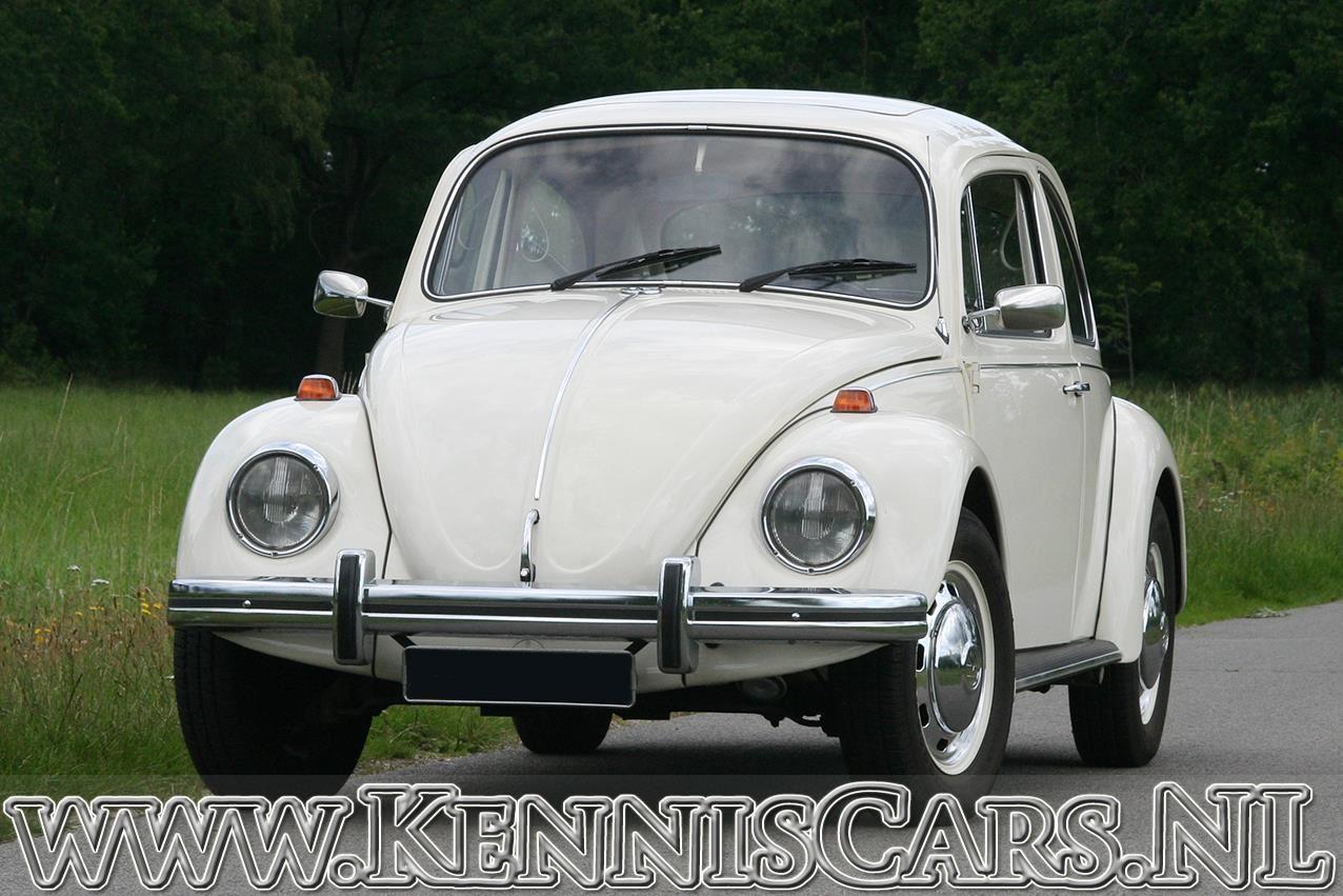 Volkswagen 1968 Kever 1300 occasion - KennisCars.nl