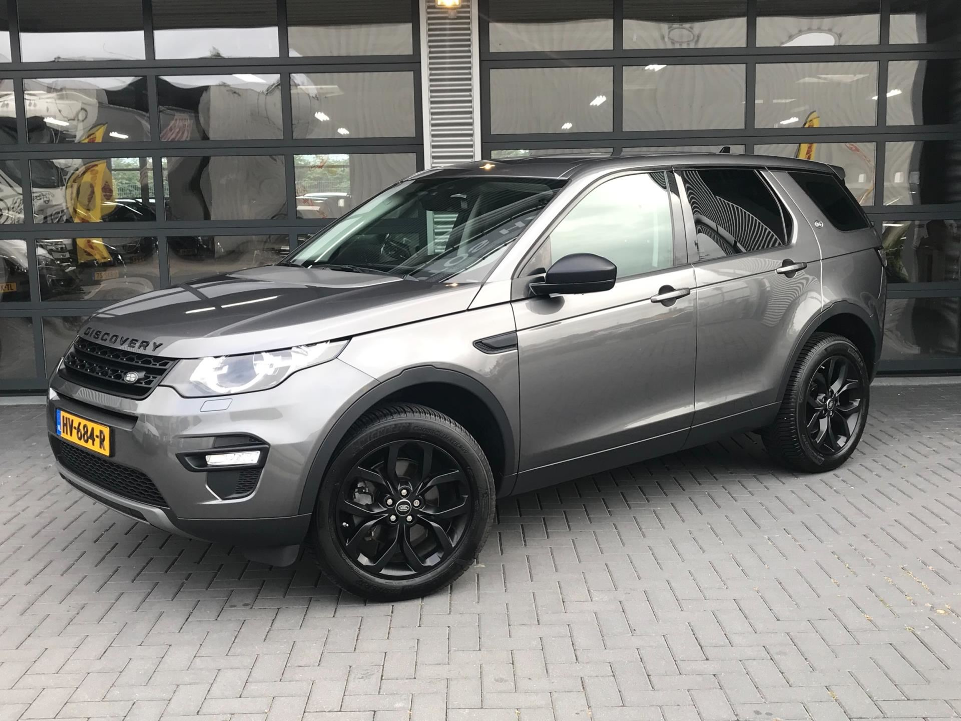 Land Rover Discovery Sport occasion - J.Z. Auto's