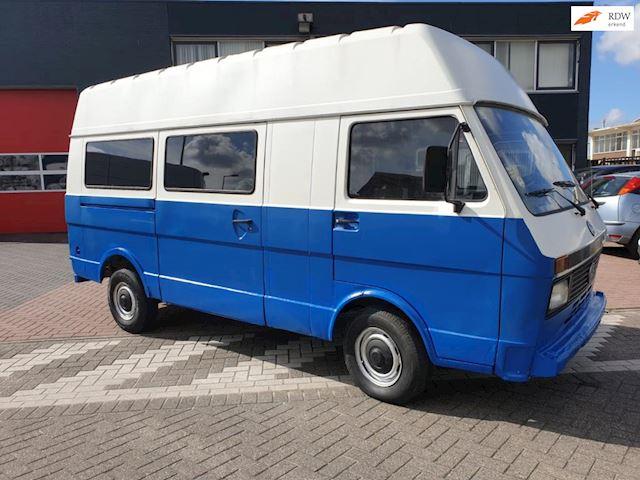 Volkswagen Lt 28 2.4 D Lang hoog met rondom glas 1985