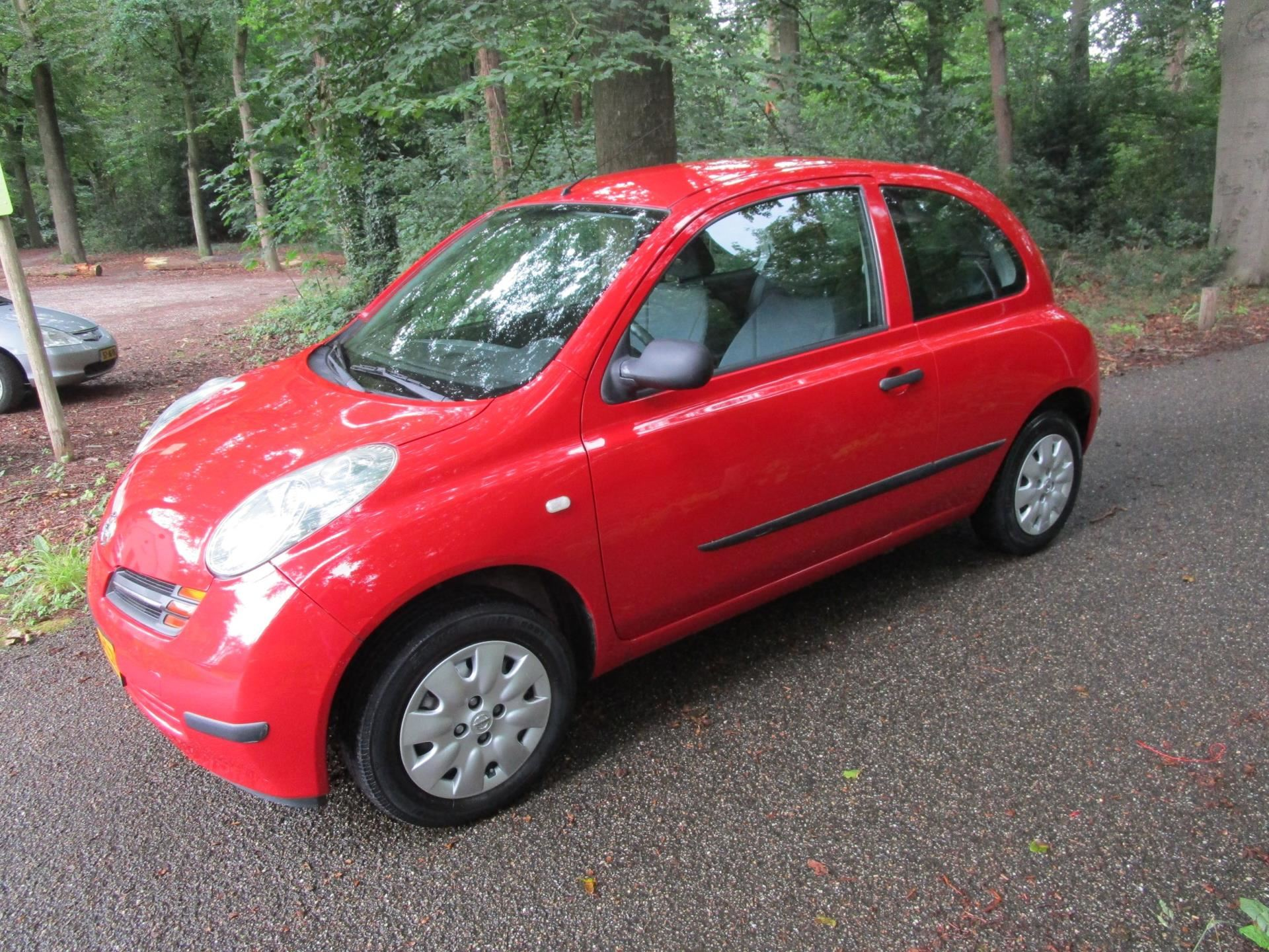 Nissan Micra occasion - Auto Tewes