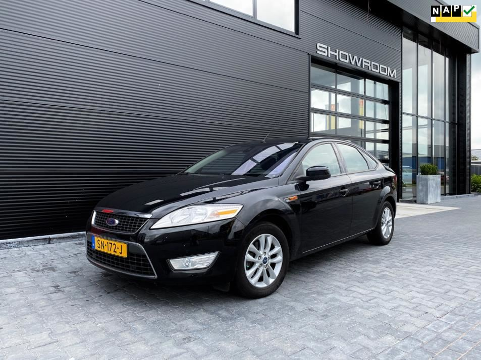 Ford MONDEO occasion - Pitstop Car Trading