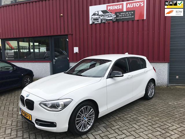 BMW 1-serie 116i Business Sport 5-drs.