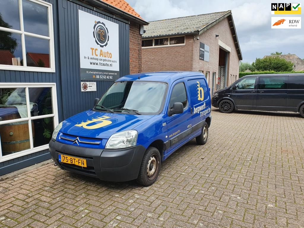 Citroen Berlingo occasion - TC Auto