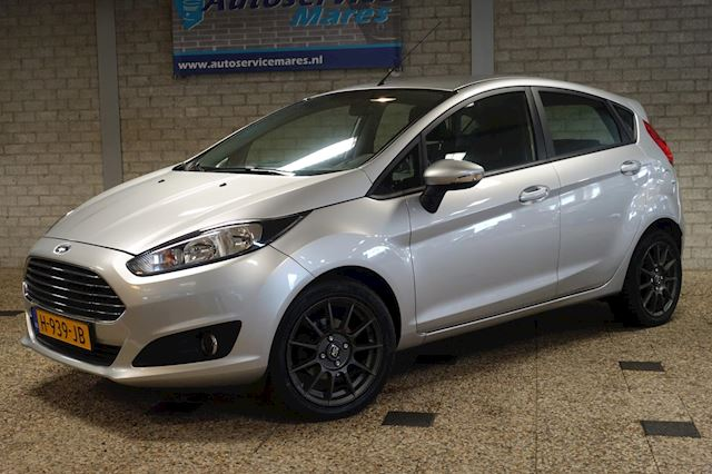 """Ford Fiesta 1.0   80PK Airco, PDC, Voorruitverw. stoelverw. 16""""LM"""