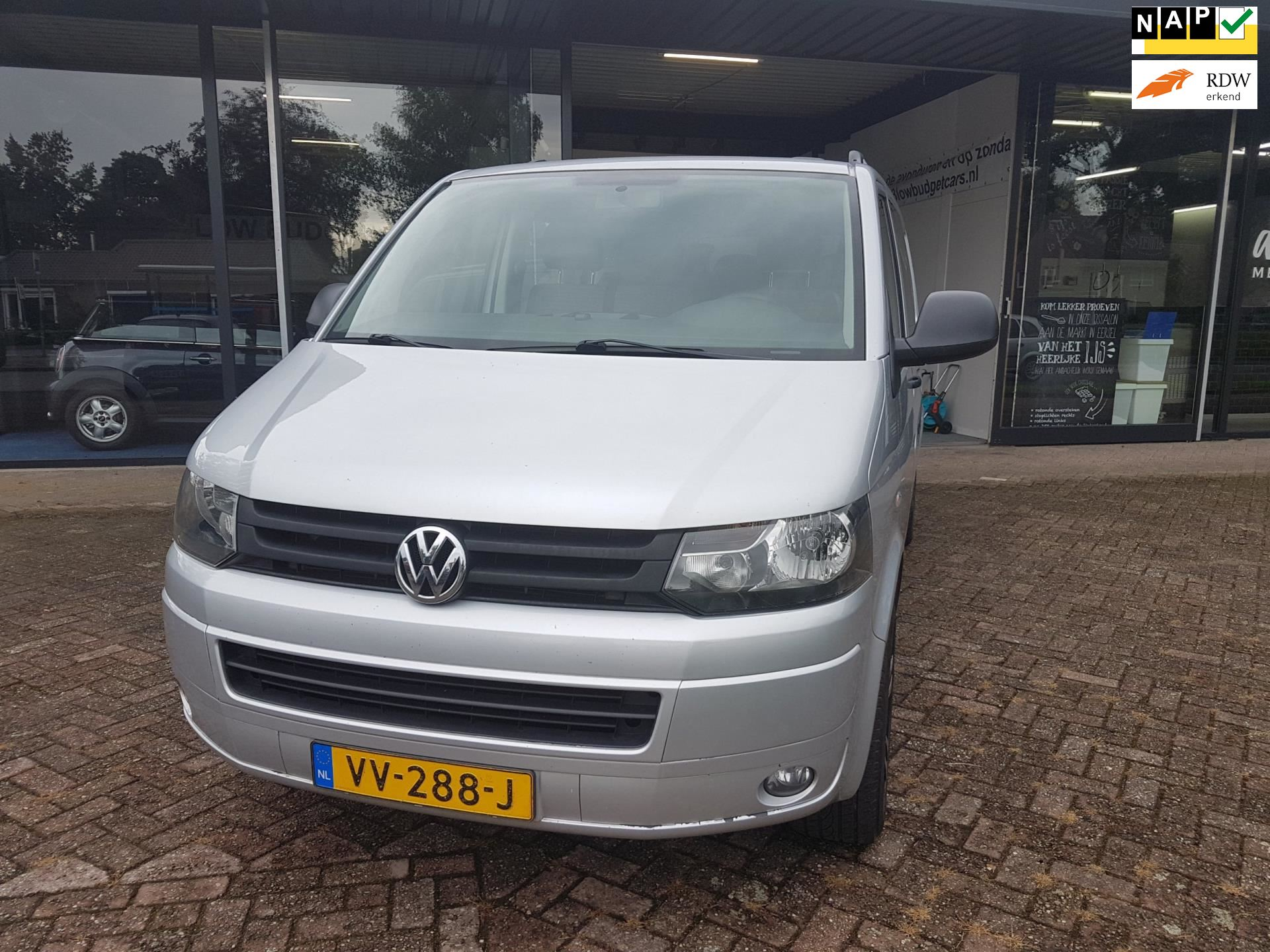 Volkswagen Transporter occasion - Low Budget Cars