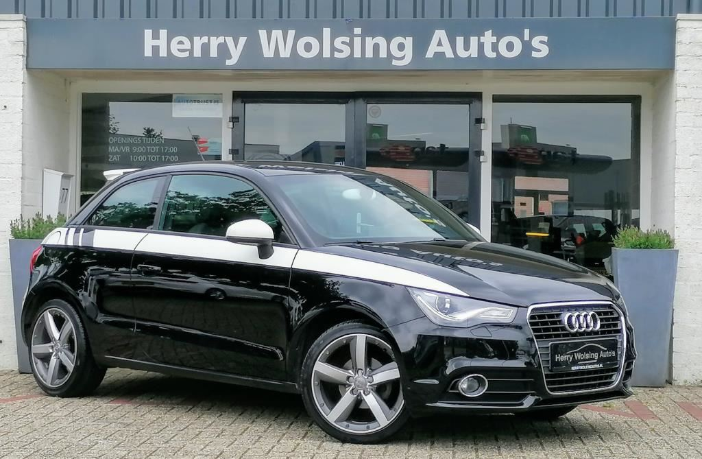Audi A1 occasion - Herry Wolsing Auto's