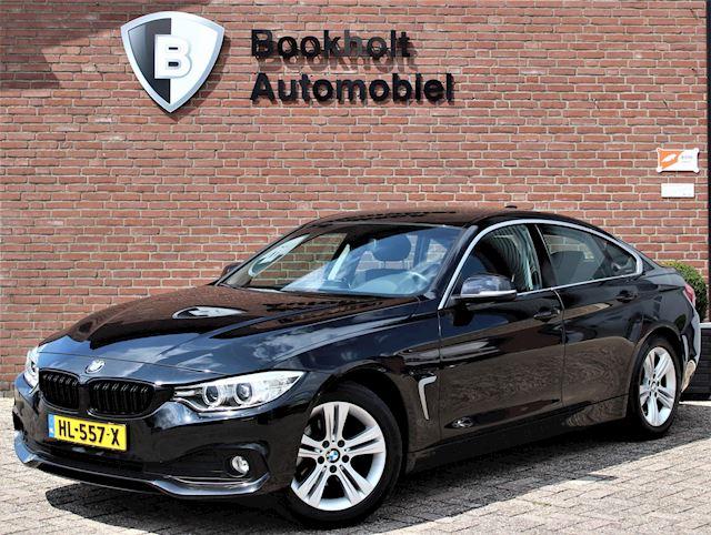 BMW 4-serie Gran Coupé 418d Essential, Keyless, Sportstoel, Navi-Pro