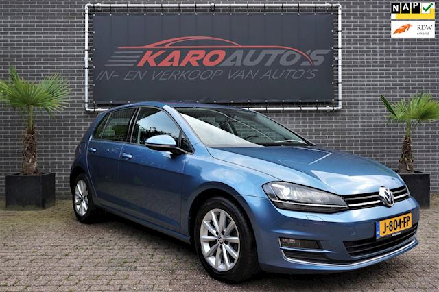 Volkswagen Golf 1.4 TSI ACT Highline Xenon Navi Cruise Trekh
