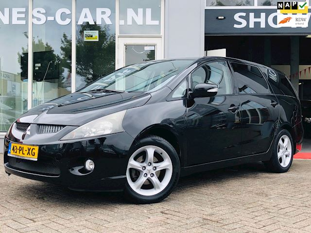 Mitsubishi Grandis 2.4-16V Intense 7-Persoons, Cruise Cr. PDC, Nette Staat!!
