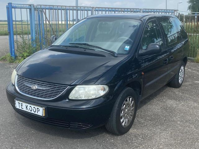 Chrysler Voyager occasion - Weteringbrug Auto's