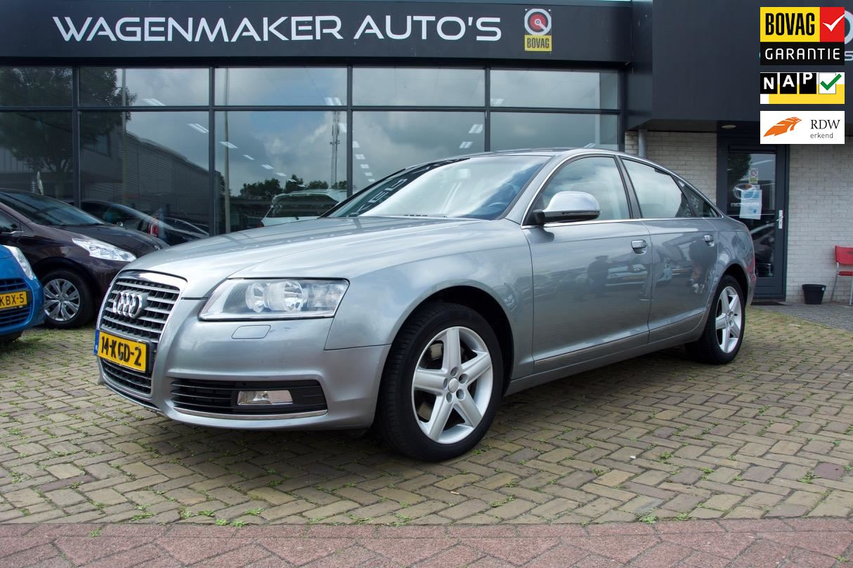 Audi A6 occasion - Wagenmaker Auto's
