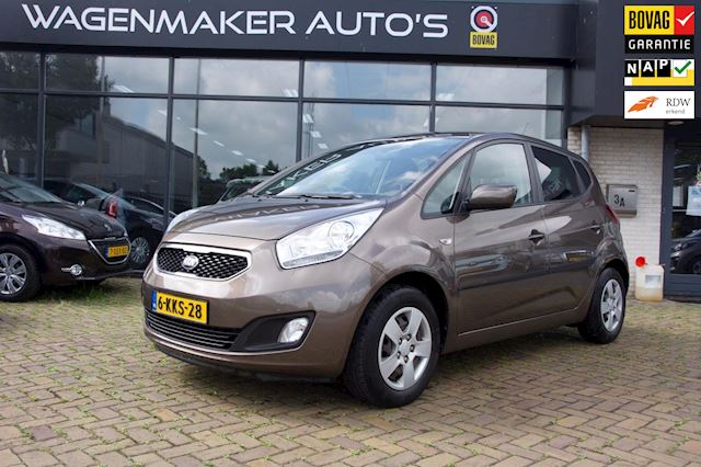 Kia Venga 1.4 CVVT Plus Pack|Clima|Cruis|NAVI|Camera|Trekhaak